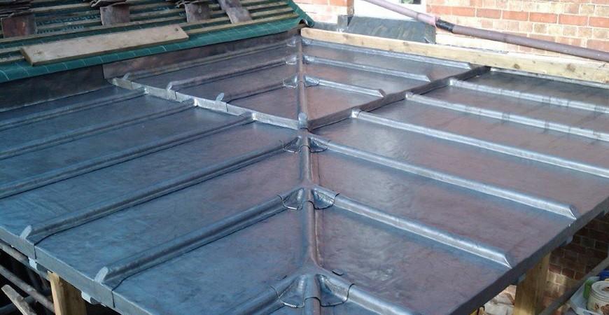 Lead Roof Repairs
